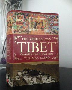 Laird, Thomas: Het verhaal van Tibet
