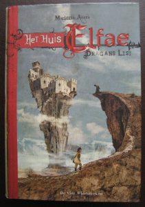 Aerts,Mariette: Het huis Elfae dragans list