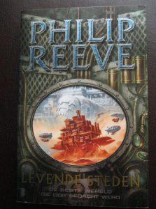 Reeve,Philip: Levende steden