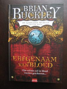Ruckley, Brian Erfgenaam van Bloed 2