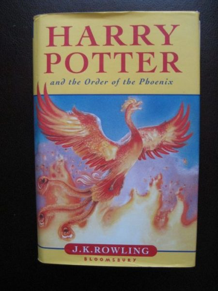 Rowling, J.K.: Harry Potter and the Order of the Phoenix